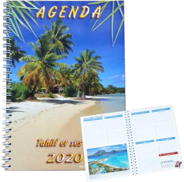 Agenda Tahiti 2020 Formato Unico Pacific Promotion